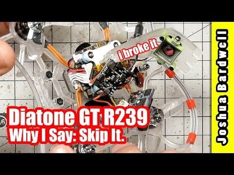 Diatone GT R239 Rabbit | IF IT FLIES BAD, NOTHING ELSE MATTERS - UCX3eufnI7A2I7IkKHZn8KSQ
