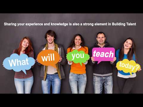 Kimberly-Clark University: What Will You Teach Today