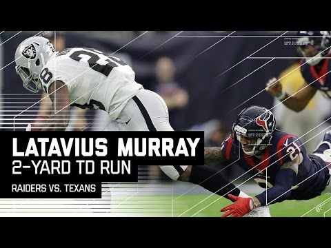 Richard's Long Punt Return & Murray's Powerful Running Cuts Texans Lead! | NFL Wild Card Highlights