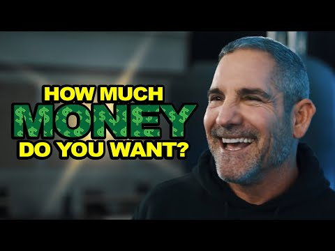How Much Do You Want? - Grant Cardone photo