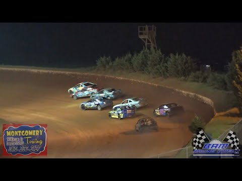 Extreme 4 Feature - Lancaster Motor Speedway 7/22/21 - dirt track racing video image