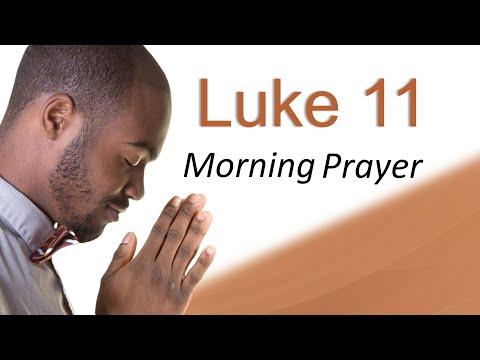 YOUR PRAYER WILL GET RESULTS - MORNING PRAYER