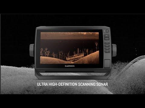 Garmin Ultra High-Definition Scanning Sonar System