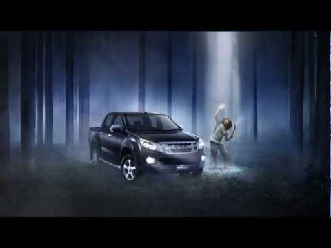 """Liquid Interactive, All-New D-MAX """"First Contact"""" Campaign Case Study"""