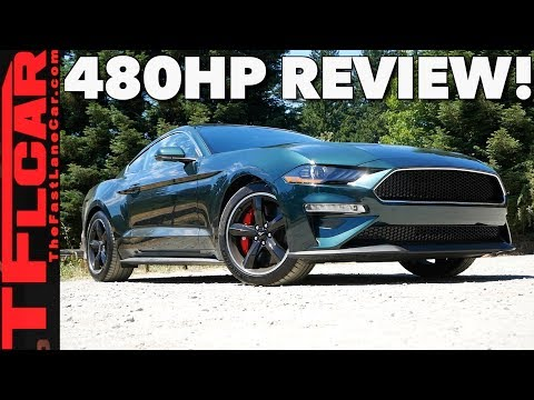 Here's Why the 2019 Ford Mustang Bullitt Will Blow Your Mind!