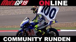 🔴MotoGP 19(PS4) Community Runden + Historische Herausforderungen [GERMAN] PS4 Gameplay🏁