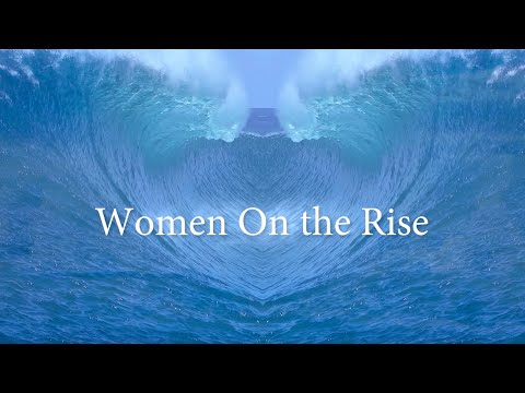 A Face Like Flint // Women on the Rise // Dr. Michelle Burkett and Patricia King
