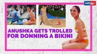 Anushka Sharma's Bikini Picture Leads To Hilarious Memes