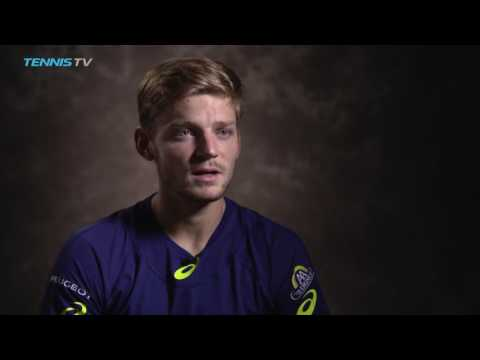 Goffin Feeling Good After First Rotterdam Win