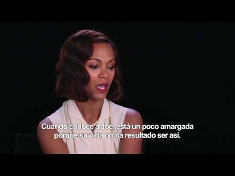 Vivir de Noche - Entrevista a Zoe Saldana - HD
