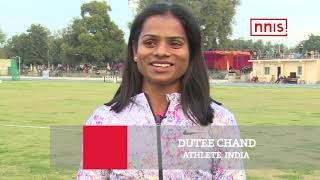 Asian Athletics Championships  Dutee Chand Breaks National Record