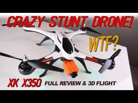 XK X350 - CRAZY 3D STUNT DRONE - UCwojJxGQ0SNeVV09mKlnonA