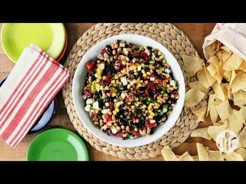 How to Make Cowboy Caviar | Dip Recipes | Allrecipes.com