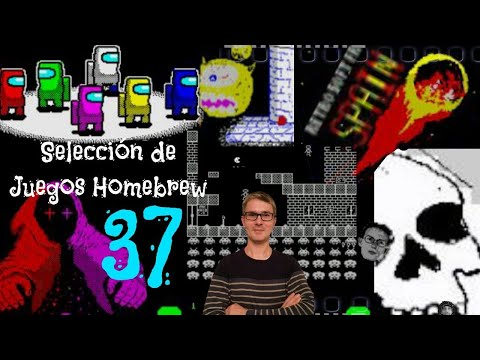 Selección de Juegos Homebrew 37