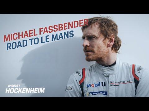 Michael Fassbender: Road to Le Mans ? Episode 1 Hockenheimring