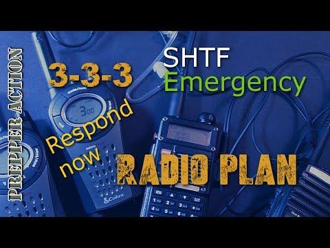 3 3 3 radio plan Prepping Communications
