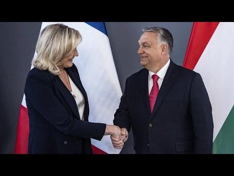 Orbán szövetséget épít Le Pennel