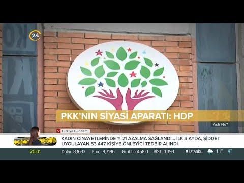 Aslı Ne? / PKK'nın Siyasi Aparatı: HDP – 09 04 2021