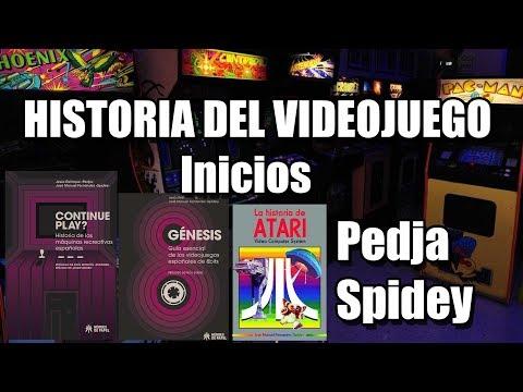 HISTORIA DE LOS VIDEOJUEGOS INICIOS