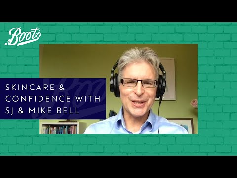 boots.com & Boots Promo Code video: Boots Live Well Panel | Skincare & science with SJ & Mike Bell | Boots UK