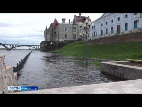 Гидрологическая ситуация в Ярославской области стабилизировались