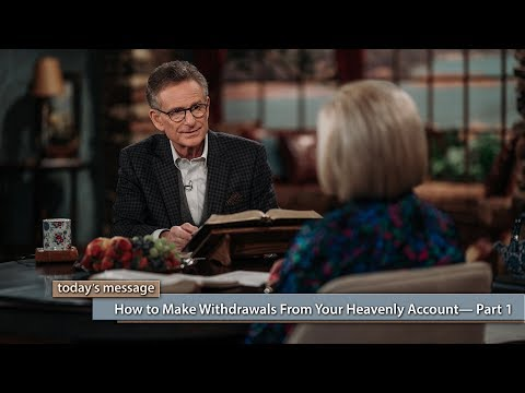 How to Make Withdrawals From Your Heavenly Account Part 1