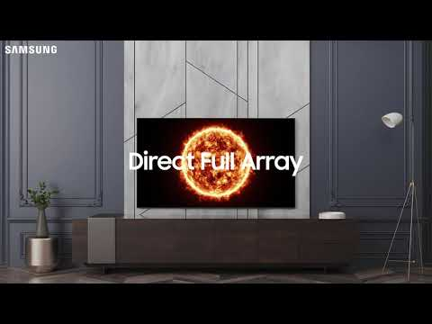 Direct Full Array 8K