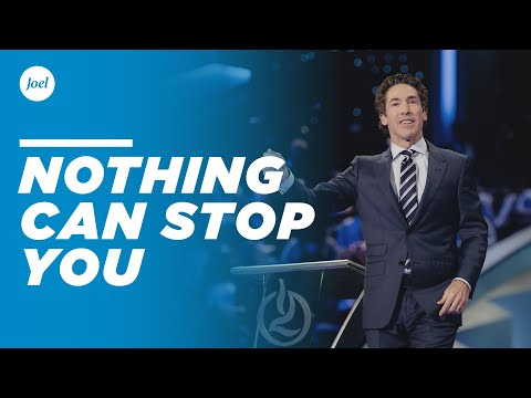 Closed Doors Can't Stop You  Joel Osteen