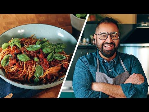 Spaghetti och köttfärssås - WW ViktVäktarnas mest populära recept