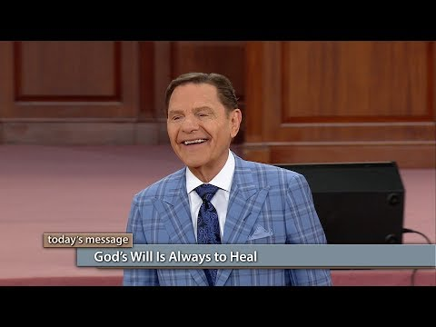 Gods Will Is Always to Heal