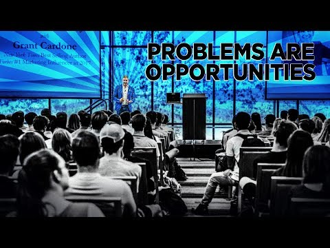 Turning Problems into Opportunities - Grant Cardone photo
