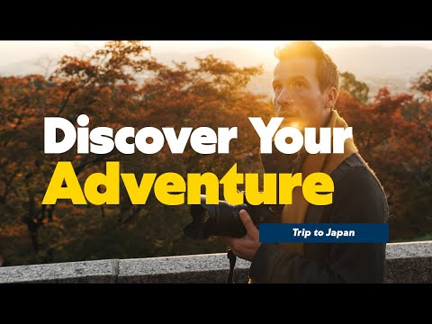 Discover Your Adventure: Autumn Trip in Japan