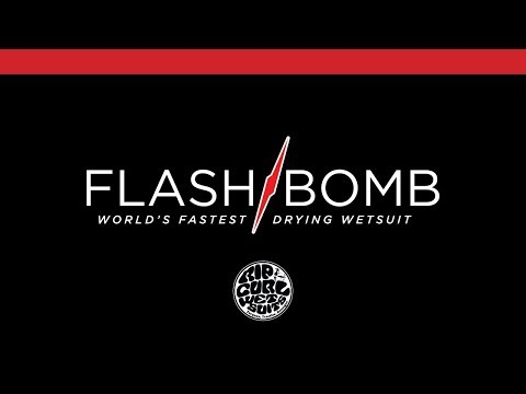 Flashbomb Back Zip | Wetsuit Review by Rip Curl