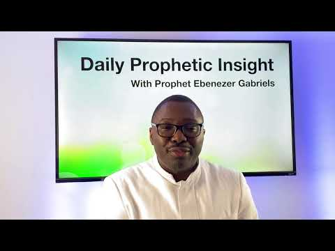 Prophetic Insight Mar 2nd, 2021