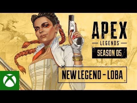 Meet Loba – Apex Legends Character Trailer