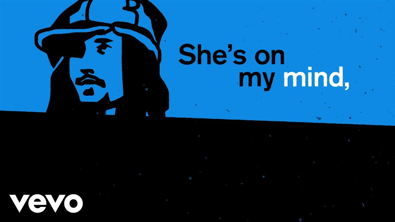 JP Cooper - She's On My Mind (Lyric Video)