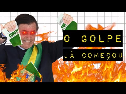O GOLPE JÁ COMEÇOU