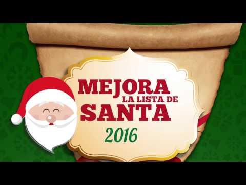 Lista de Santa 2016