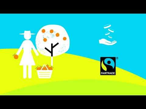 Fairtrade og sporbarhet