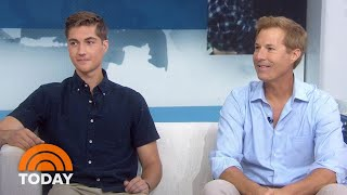 David Goldman, Son Sean Look Back On Infamous Abduction Case | TODAY