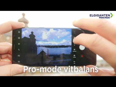 Genomgång av funktioner Samsung Galaxy Note8
