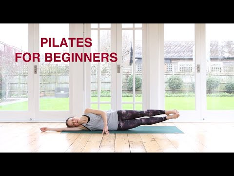 Pilates For Beginners 30 mins