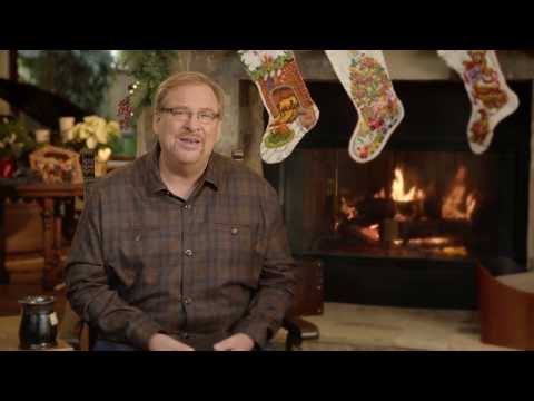 Learn About The Purpose of Christmas with Rick Warren