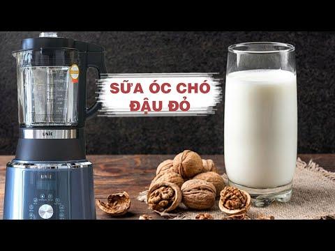 Làm Sữa Óc Chó Bí Đỏ Cực Đơn Giản Tại Nhà | #Shorts