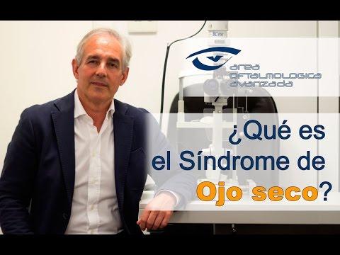¿Qué es el Síndrome de Ojo seco?