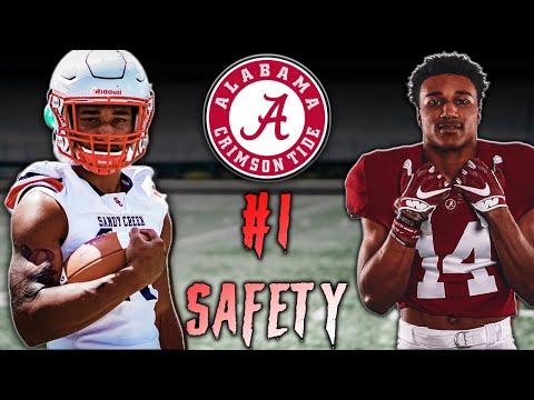 Alabama Crimson Tide's #1 ⭐⭐⭐⭐ Star Safety Is SCARY GOOD l Sharpe Sports