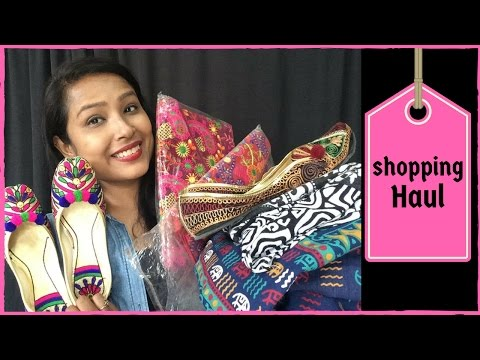 Shopping Haul |  Return Gifts | Sling Bags | Accessories |clothing