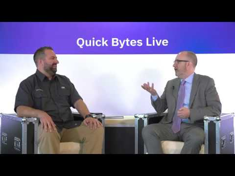 Quick Bytes: Kevin Ashton on Data and Decisions