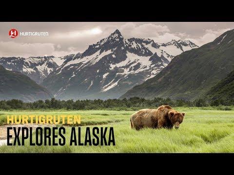 Explore Alaska with Hurtigruten