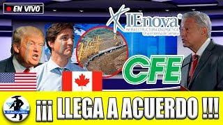 Amlo Gana En Tribunales Mundiales:Canadá yUSA Explotab*n Gasoducto Mexicano;Ahora Ganacias Se Quedan